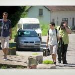 Радионица документарног филма – филмска екипа у рудничком насељу