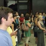 Учесници Летње уметничке школе 2011.