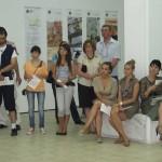 Учесници Летње уметничке школе 2011, Проректор Универзитета у Нишу проф. др Весна Лопичић