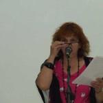 Проректор Универзитета уметности ред. проф. Анђелка Бојовић – директор Летње уметничке школе