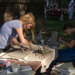 Радионица керамике: Од мале пластике до просторне инсталације
