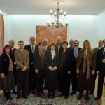 Учесници Регионалног састанка институција уметности ЕЛИА