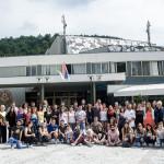 Учесници Летње уметничке школе Универзитета уметности, Пријепоље 2014.