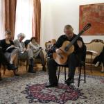 Филип Живановић, студент треће године Гитаре Факултета музичке уметности у класи ред. проф. Срђана Тошића