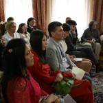 Промоција доктора наука Универзитета уметности, Свечана сала Ректората