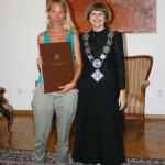 др Маја Пелевић, доктор наука о уметности