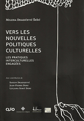 Vers les nouvelles politiques culturelles- scan naslovna