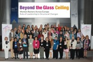 Учеснице конференције Beyond The Glass Ceiling: Women Rectors Across Europe, Role of Leadership in Structural Changes