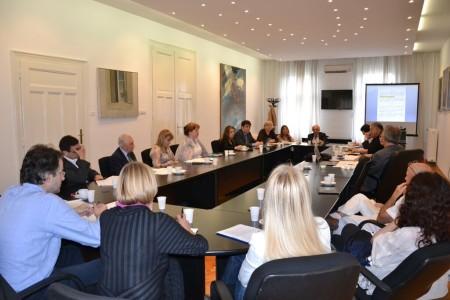 Састанак радних група Темпус пројекта RODOS