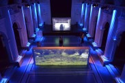Ноћ Музеја, поставка студената ИС УУ - Вишемедијски уметнички радови Иритације и Три минута простора