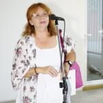 ред. проф. Анђелка Бојовић, проректор Универзитета уметности
