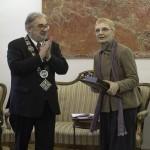 проф. Марина Накићеновић, добитник Велике плакете са повељом