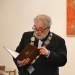 проф. мр Зоран Ерић, ректор Универзитета уметности у Београду