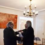 мр Синиша Жикић, ред. проф. ФПУ у пензији