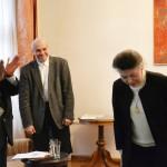 мр Истра Печвари, самостални уметнички сарадник ФМУ у пензији