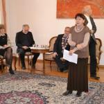 мр Зорица Ћетковић, ред. проф. ФМУ у пензији