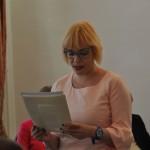др Маја Ристић, ванр. проф. ФДУ
