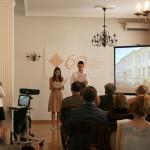 Биљана Тодоровић и Милан Зарић, студенти Глуме ФДУ