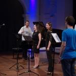 Концерт у форми импровизације студената ФМУ