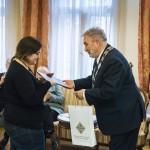 Милица Радуловић, студент генерације ФПУ