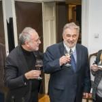 Јанко Баљак, ред. проф. ФДУ; др Јелена Тодоровић, продекан ФЛУ