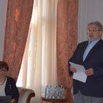 Prof. Zoran Eric, Rector of the University of Arts