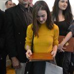 Антонина Ковачевић, студент генерације ФДУ