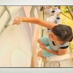 Радионица мурала – завршни радови на изради мурала