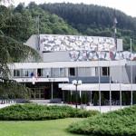 Резултат радионице Орнамент у новом читању: Мурал на згради Дома културе Пријепоље