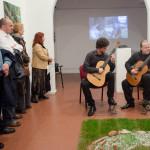 Филип Живановић и Момчило Александрић, студенти гитаре ФМУ
