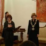 гђа Љиљана Милетић Абрамовић, директорка Музеја примењене уметности