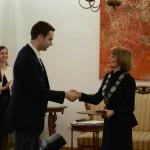 Никола Радека, студент проректор УУ