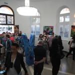 Отварање Заједничке изложбе студената ФЛУ и ФПУ