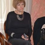 Криси Тилер, независни консултант за пројекте у области културе и уметности