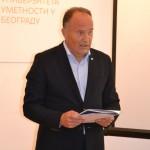 Младен Шарчевић, министар просвете, науке и технолошког развоја