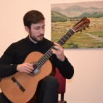 Павле Филиповић, студент Гитаре ФМУ